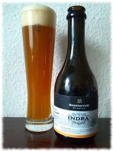 Indra Weizen India Pale Ale Flasche