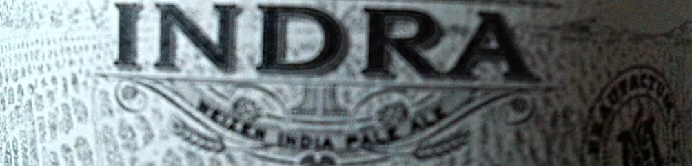 Indra Weizen India Pale Ale Titel