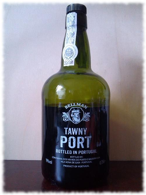 Bellman Porto Flasche