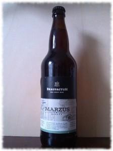 BraufactuM Marzus Flasche