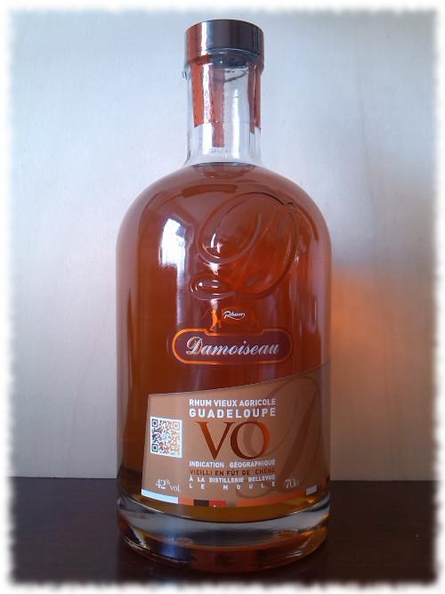 Damoiseau Rhum Vieux Agricole VO Flasche