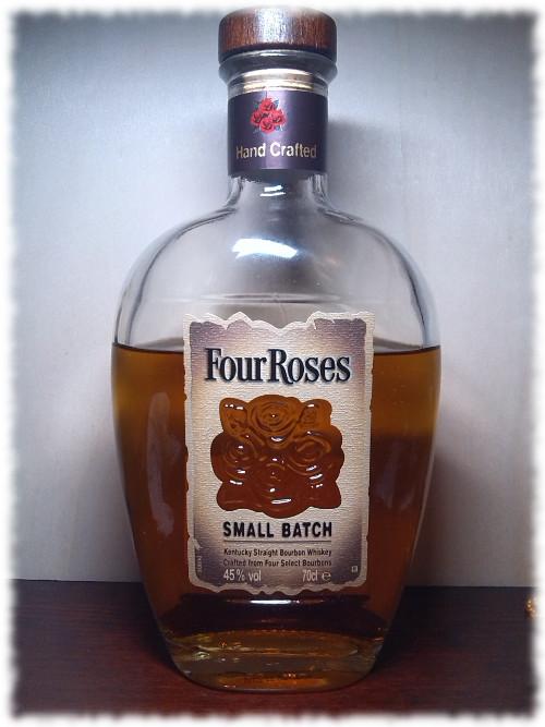 Four Roses Small Batch Kentucky Straight Bourbon