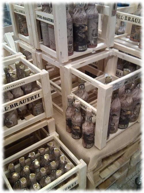 Insel-Brauerei Sortiment Kästen