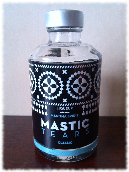 Mastic Tears Liqueur Flasche