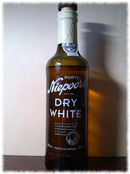Niepoort Dry White Porto Flasche