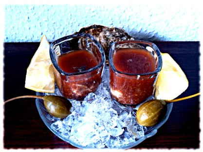 Oyster Shooter