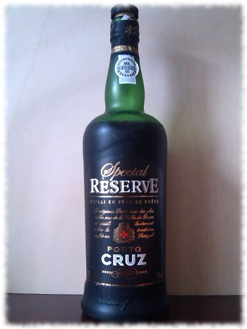 Porto Cruz Special Reserve Tawny Flasche