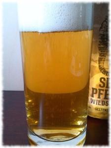 Rügener Insel-Brauerei Seepferd Glas