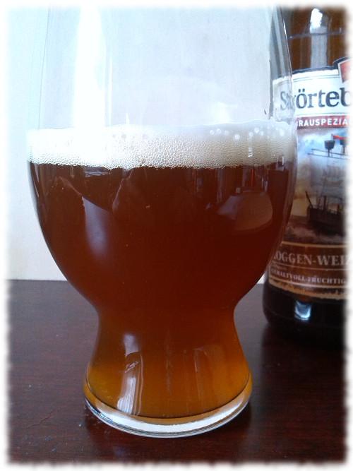 Störtebeker Roggen-Weizen Glas