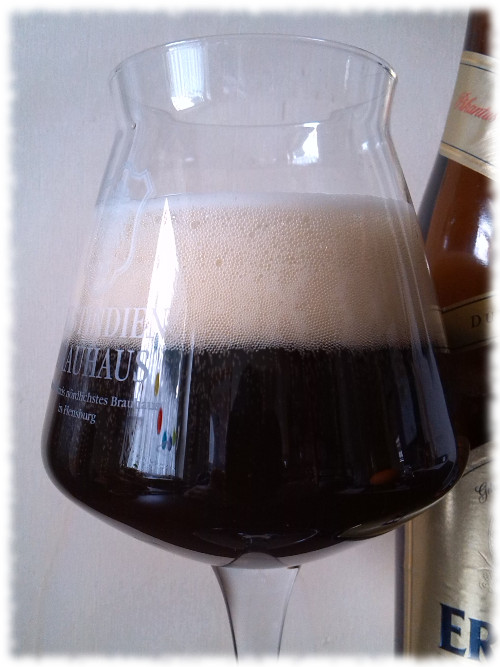 Erdinger Pikantus Dunkler Weizenbock Glas