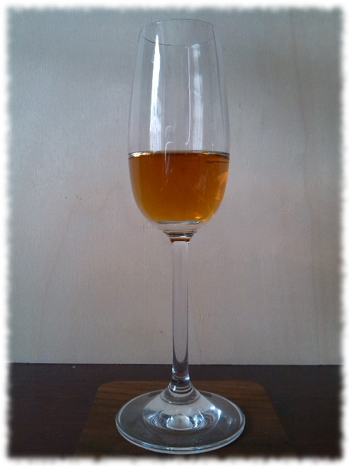 Lustau Amontillado Los Arcos Medium Dry Sherry Glas