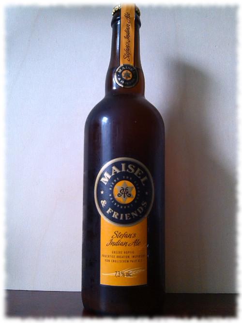 Maisel & Friends Stefan's Indian Ale Flasche