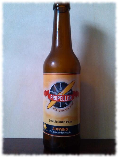 Propeller Aufwind Double IPA Flasche