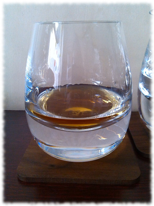 Rittenhouse Rye Glas