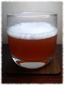 Bitter Sweet Beer Cocktail