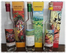 Clairin Casimir, Sajous & Vaval Flaschen