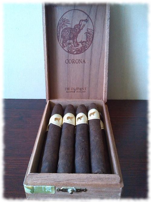 De Olifant Zigarren Corona Brasil