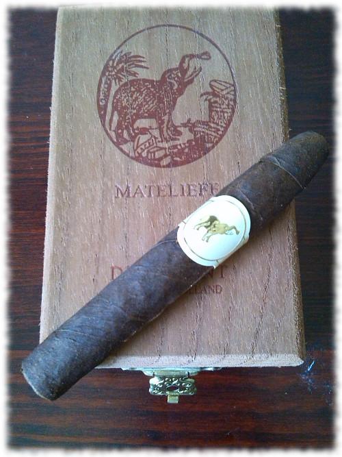 De Olifant Zigarren Matelieff Brasil