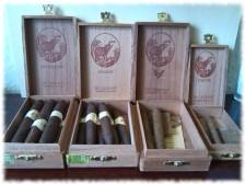 De Olifant Zigarren Sortiment Teil
