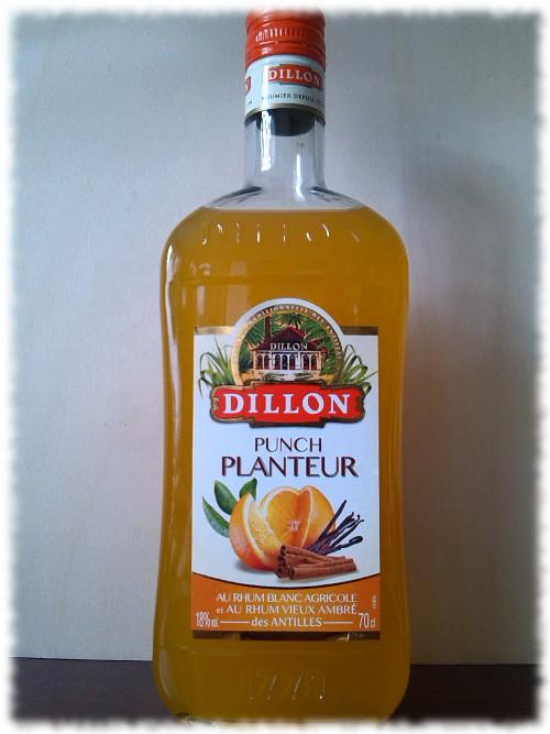 Dillon Punch Planteur Flasche