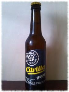 Maisel & Friends Citrilla Weizen IPA Flasche