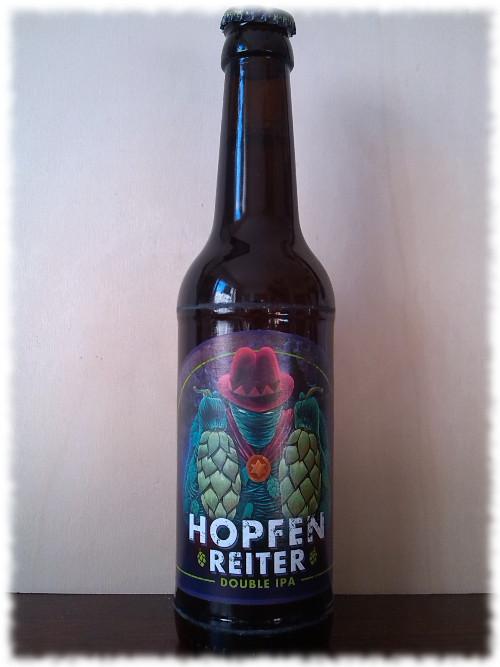 Maisel & Friends Hopfenreiter Double IPA Flasche