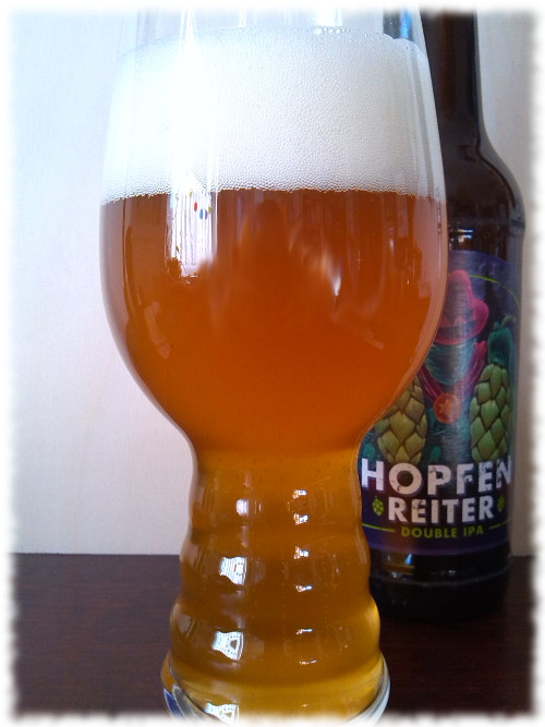 Maisel & Friends Hopfenreiter Double IPA Glas