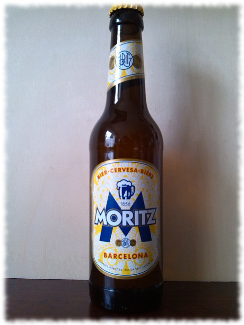 Moritz Bier Flasche