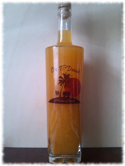 On Ti Dousè Planteur Prestige Flasche