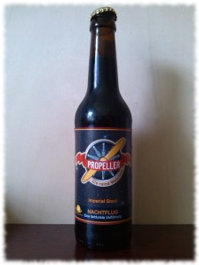 Propeller Nachtflug Imperial Stout Flasche
