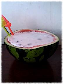 Watermelon Cucumber Margarita