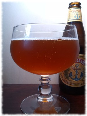 Anchor Steam Beer Glas