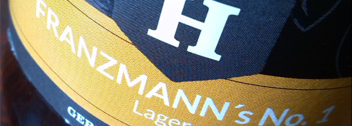 Hops Brewing Franzmann No 1 Lager Titel