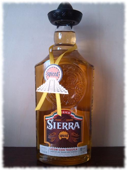 Sierra Spiced Flasche
