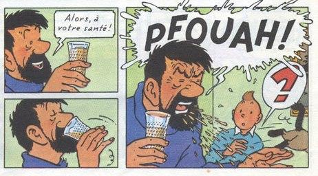 Tintin et les Picaros © Casterman