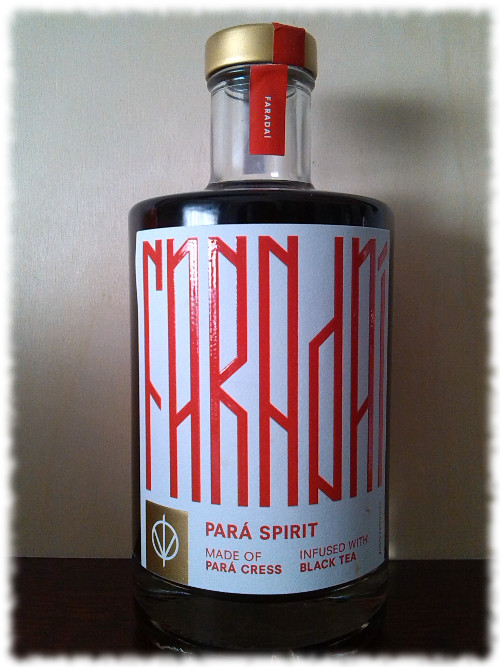 Faradaí Pará Spirit Flasche