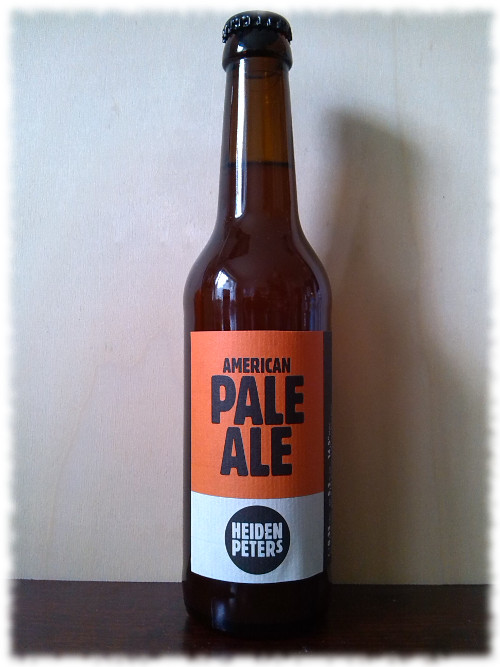 Heidenpeters American Pale Ale Flasche
