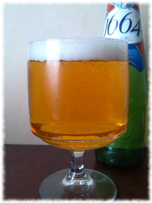 Kronenbourg 1664 Glas