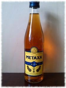 Metaxa 3 Stars Flasche