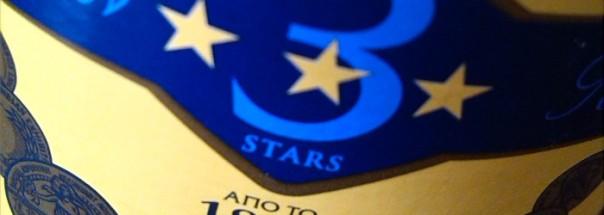 Metaxa 3 Stars Titel