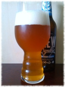 CREW Republic Drunken Sailor IPA Glas