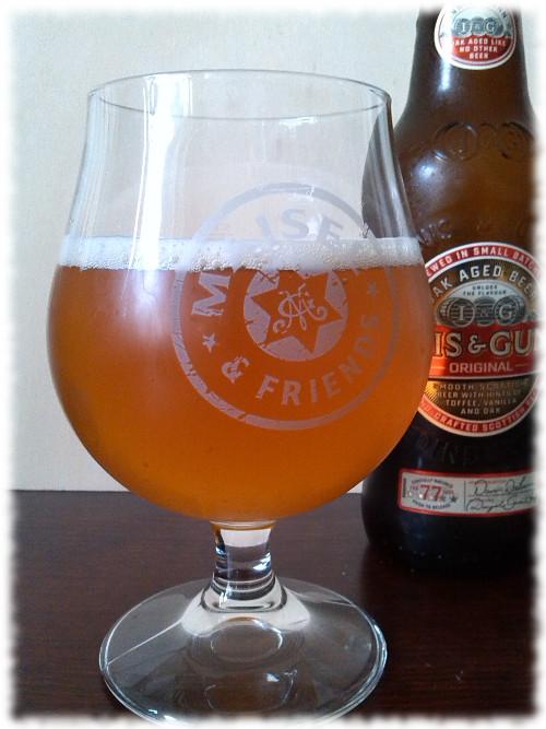Innis & Gunn Oak Aged Beer Original Glas