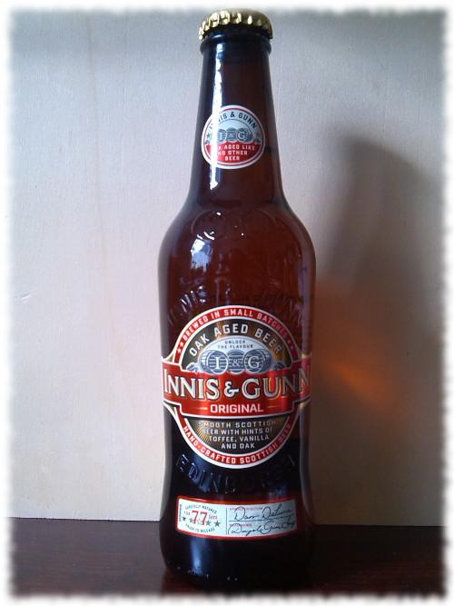 Innis & Gunn Original Oak Aged Beer Flasche