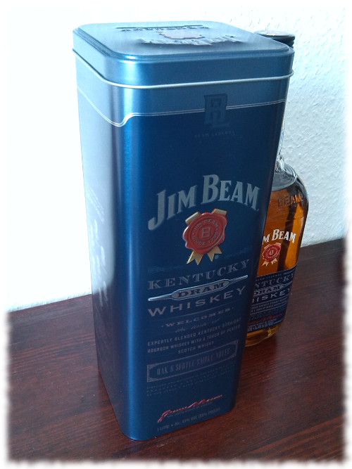 Jim Beam Kentucky Dram Whiskey Dose