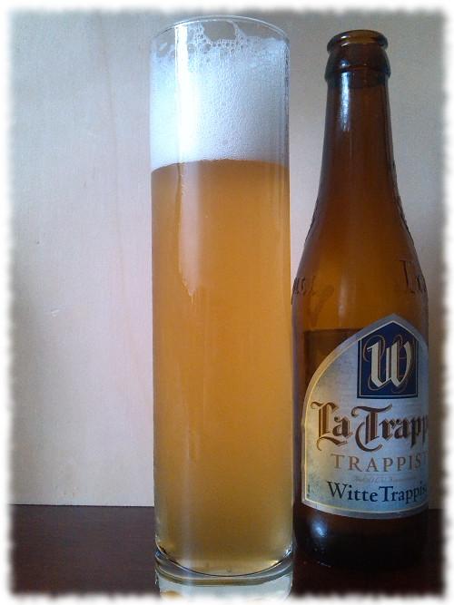 La Trappe Witte Trappist Glas