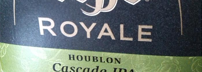 Leffe Royale Houblon Cascade IPA Titel