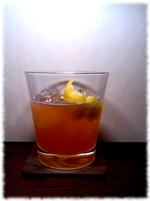Mark Twain Cocktail
