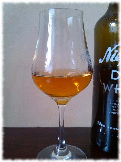 Niepoort Dry White Porto Glas