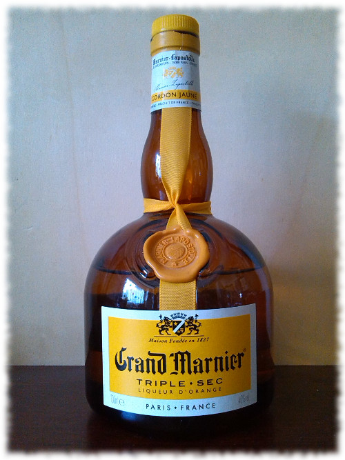 Grand Marnier Cordon Jaune Flasche