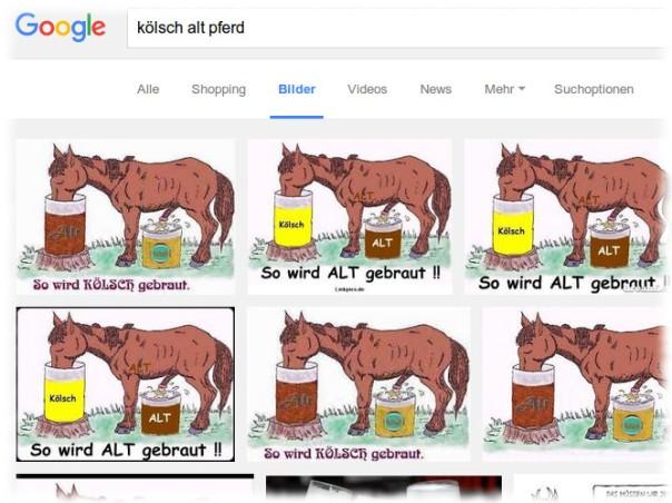 Kölsch und Alt Pferdeumwandler